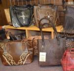 western bags on display