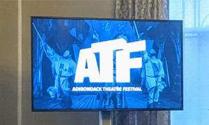 atf's new logo on a tv screen