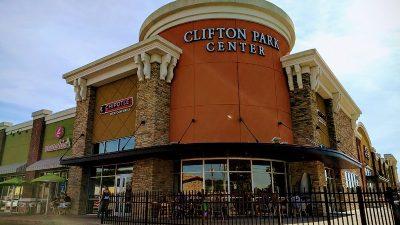 outside of clifton park center
