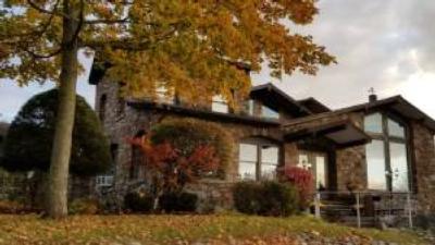 inn in the fall
